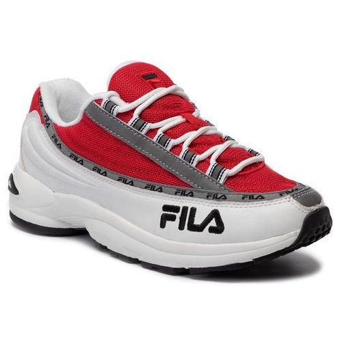 Sneakersy - dstr97 1010570.02a white/fila red, Fila, 40-45