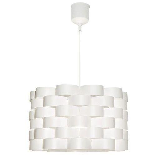 Lampa wisząca Rabalux Andy 2099 1x60W E27 biała