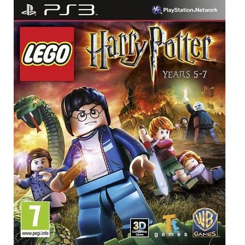 LEGO Harry Potter Lata 5-7 (PS3)