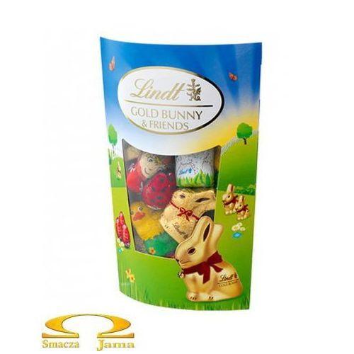 Figurki Czekoladowe Lindt Gold Bunny&Friends 150g, 7255-86836