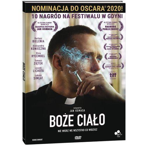 Boże Ciało DVD (Płyta DVD) (5906190326546)