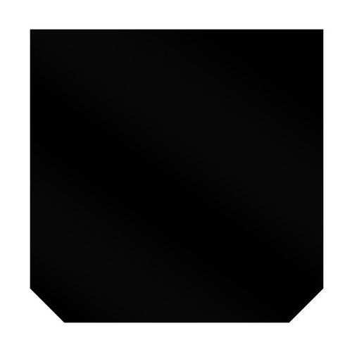 Płytka dekoracyjna SUPER BIALY/CZARNY 60 x 60 CREATIVE CERAMIKA