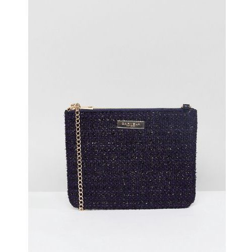 Carvela reece across body bag - navy
