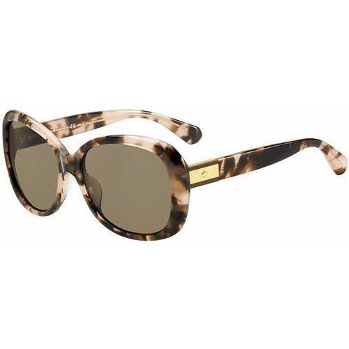 Okulary Słoneczne Kate Spade Judyann/P/S Polarized 0HT8/SP