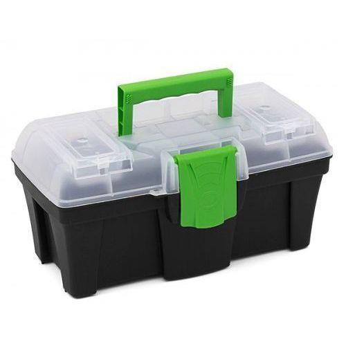 """Prosperplast Skrzynka narzędziowa greenbox 12"""" (5905197935430)"""