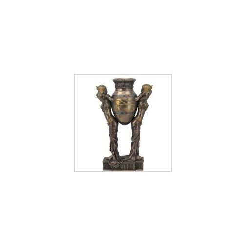 WAZA EGIPSKA W STYLU ART DECO VERONESE WU76204A4