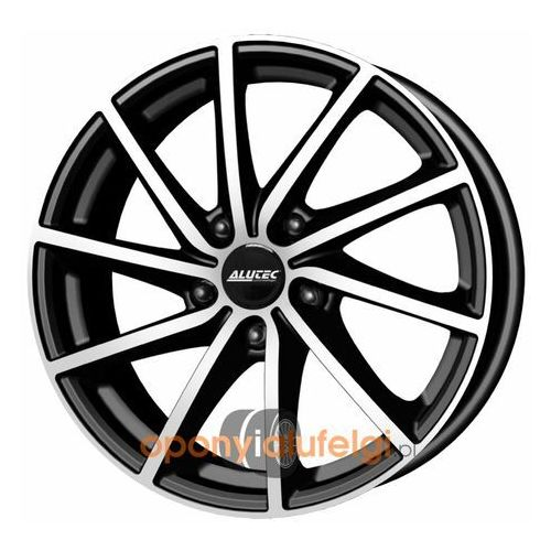 Alutec SINGA DIAMOND BLACK FRONTPOLISH 6.00x15 4x108 ET47.5, DOT