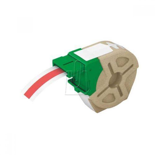 Esselte Kaseta z samoprzylepną plastikową taśmą do drukowania etykiet leitz icon 12 mm czerwona
