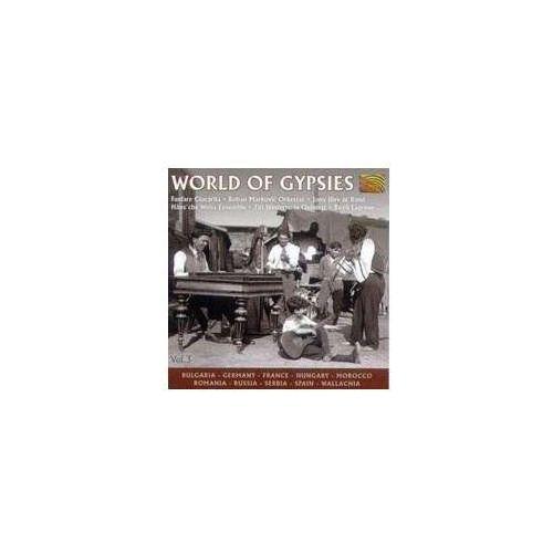 World Of Gypsies, EUCD1848
