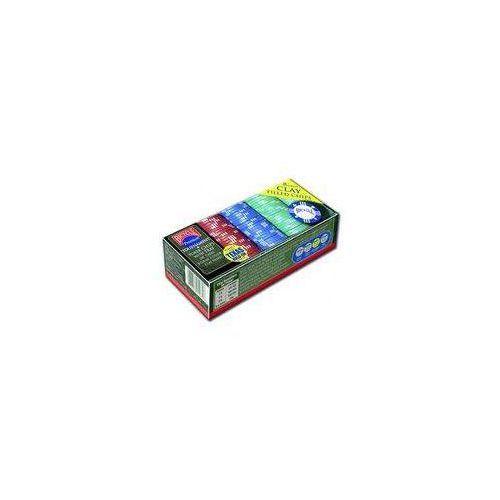 Poker 100 żetonów Bicycle (0073854010716)