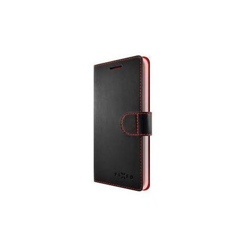Pokrowiec na telefon fit pro apple iphone x (fixfit-230-bk) czarne marki Fixed