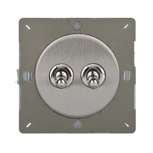 Włącznik podwójny VARIGRID VARILIGHT (5021575950847)