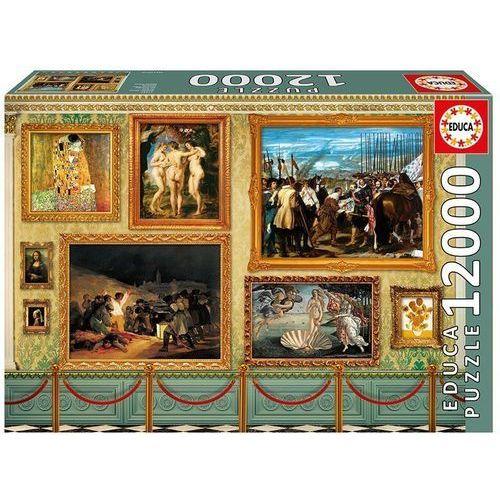 Puzzle 12000 elementów, Muzeum - DARMOWA DOSTAWA!!! (8412668171374)