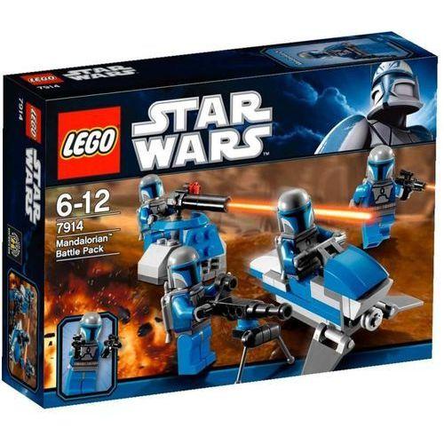 Lego STAR WARS Mandalorian 7914. Najniższe ceny, najlepsze promocje w sklepach, opinie.