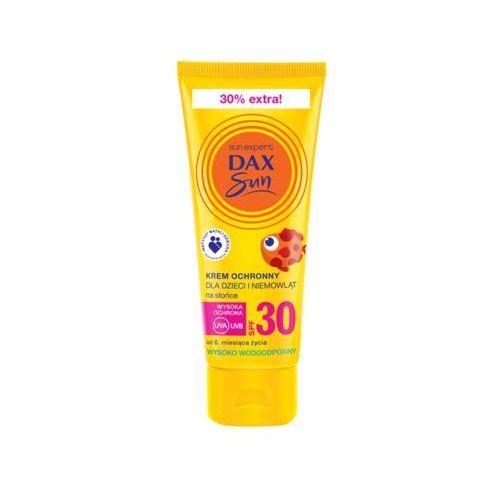 Dax cosmetics Dax sun krem do twarzy dla dzieci spf30 75ml