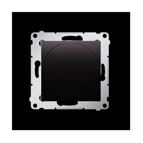 Ściemniacz obrotowy do LED ściemnialnych 230 V (moduł) 2–250 W; antracyt