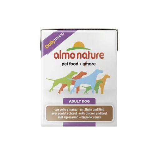 Almo Nature Daily Menu Kuře a hovězí (8001154124033)