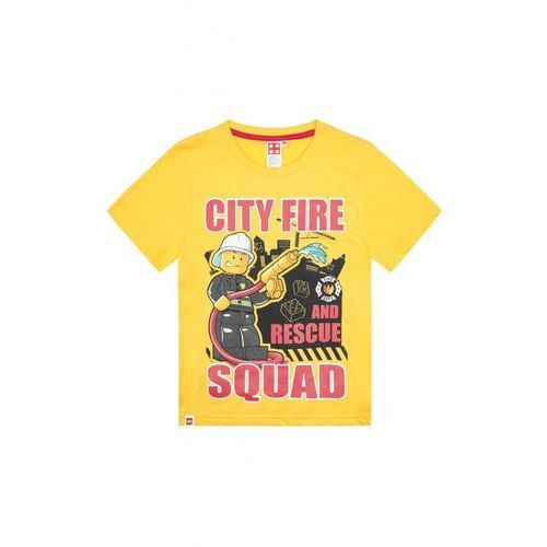 Koszulka chłopięca Lego City 1I36AV