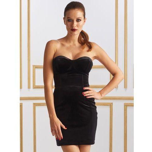 Sukienka Carrie w kolorze czarnym