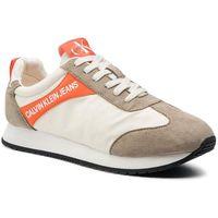Sneakersy CALVIN KLEIN JEANS - Jerrold S0615 Multi Off White