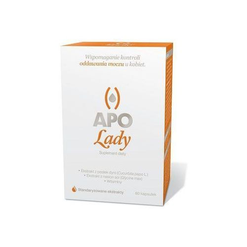 Apo-lady x 60 kapsułek marki Apotex