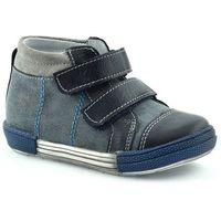 Trzewiki dziecięce Kornecki 06079 - Granatowy, kolor niebieski