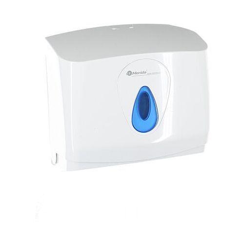 - pojemnik na ręczniki papierowe - 250 szt. - abs atn201 - 3 lata gwarancji marki Merida