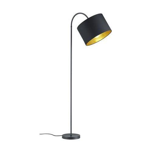 Trio HOSTEL Lampa Stojąca Czarny, 1-punktowy - Nowoczesny - Obszar wewnętrzny - HOSTEL - Czas dostawy: od 2-3 tygodni (4017807392616)