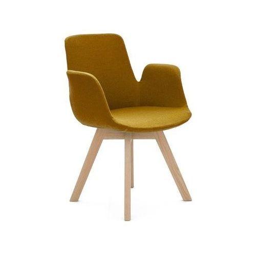Krzesło Calandra yellow