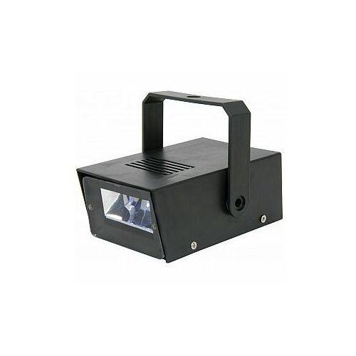 Qtx Stroboskop na baterie mini led strobe - efekt świetlny (5015972027189)
