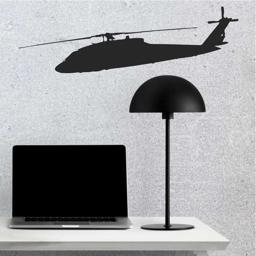 helikopter szablon malarski 2299