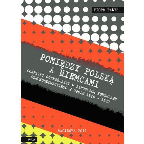 Pomiędzy Polską a Niemcami, oprawa miękka