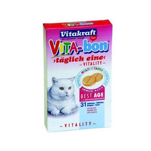 Vitakraft Vita-bon Cats tabletki dla kotów dorosłych, kup u jednego z partnerów