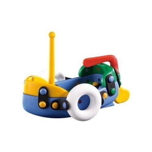 Zestaw do składania mic-o-mic zestaw do składania mic-o-mic wesoły konstruktor łódeczka marki Mic-o-mic - zabawki konstrukcyjne