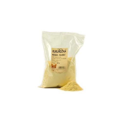 Mąka kukurydziana pełnoziarnista drobna 400 g Natural