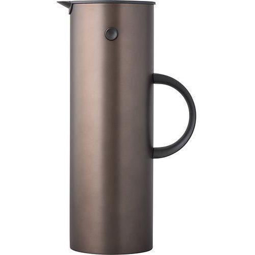 Termos Stelton ciemny brąz metalik (5709846022867)