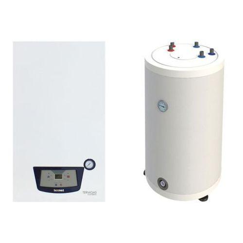 Kocioł gazowy z zasobnikiem Termet WKP4361 100 l. Najniższe ceny, najlepsze promocje w sklepach, opinie.