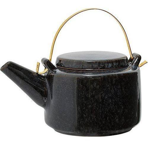 Dzbanek do herbaty noir marki Bloomingville