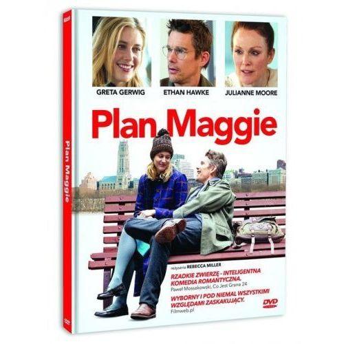 Plan Maggie - 35% rabatu na drugą książkę! (9788380530188)