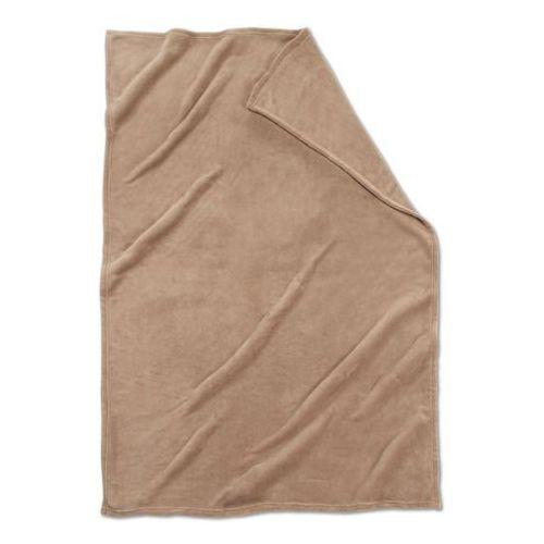 """Koc """"Cashmere Touch"""" bonprix brązowy, kolor brązowy"""