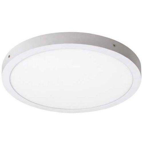 Rabalux Plafon lampa sufitowa lois 2658 okrągła oprawa kinkiet led 36w ścienny biały
