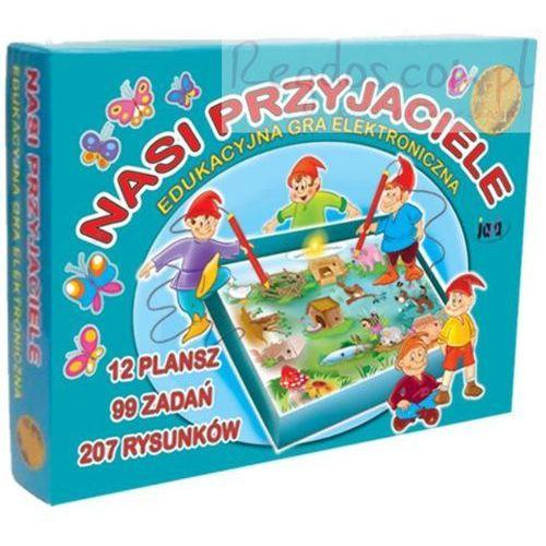 Jawa, gra edukacyjna Nasi przyjaciele (5901838003384)