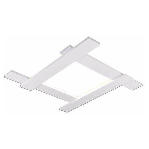 Trio Belfast 675510531 plafon lampa sufitowa 4x3,5W+1x18W LED biała