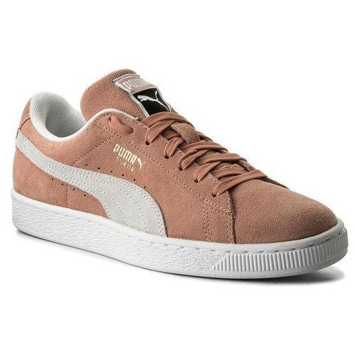 d5988459e6af Sneakersy - suede classic 365347 06 muted clay puma white