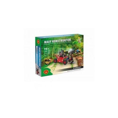Mały Konstruktor Maszyny Forest (5906018016284)