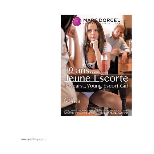 DVD Marc Dorcel - Young Escort Girl z kategorii Filmy erotyczne