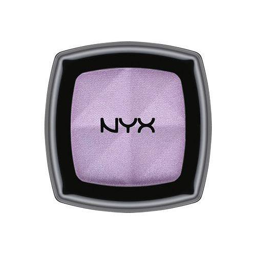 eyeshadow cienie do powiek odcień 21 frosted lilac 2,7 g marki Nyx professional makeup