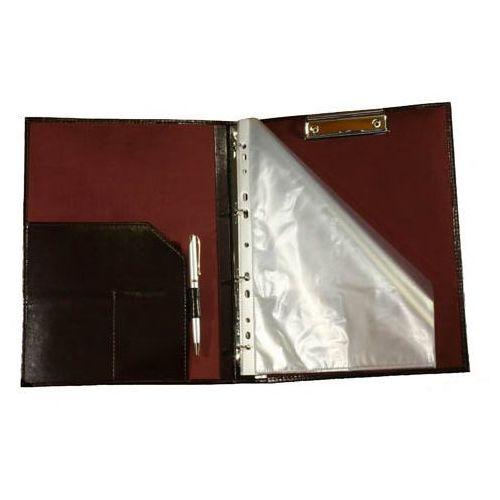 Notatnik biurowy nb-64e (format a4) wykonany z ekoskóry - z kolekcji classic marki Tomi ginaldi