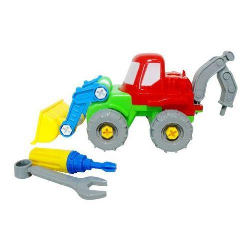 Zabawka SWEDE Koparka do skręcania - sprawdź w wybranym sklepie