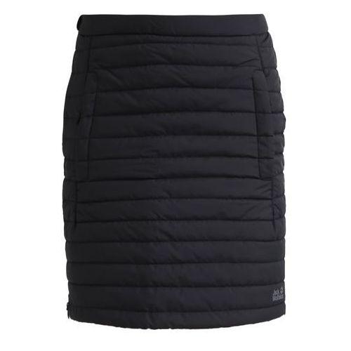 Jack Wolfskin ICEGUARD Spódnica sportowa black (4055001301522)